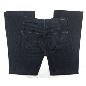 Citizens of Humanity COH Hutton Wide Jeans 29x29